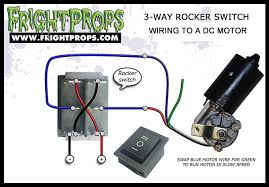 wiring diagram for a way toggle switch the wiring diagram 3 way rocker switch wiring to motors and linear actuators wiring diagram