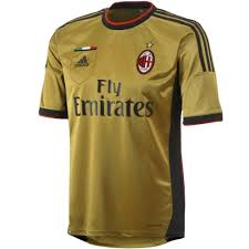Check out these gorgeous ac milan jerseys at dhgate canada online stores, and buy ac milan jerseys at ridiculously affordable prices. Ac Milan Soccer Jersey 2013 2014 Third Adidas Sportingplus Passion For Sport