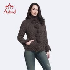 <b>Astrid</b> 2018 Модная <b>куртка</b> для женщин Пальто Зимняя женская ...