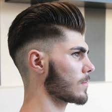 one of our favorite mens haircuts the pompadour has made a eback in a big way and we feel that it is here to stay this style is best for guys with