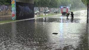 Der dwd rechnet am heutigen freitag vor allem vom unwetter in nrw: Wetter Unwetter Schaden Durch Starkregen In Nrw