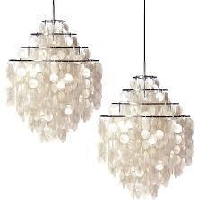 capiz pendant chandelier pendant design ideas