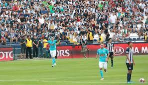 Alianza Lima 0-2 Sporting Cristal Por La Fecha 3 Del Torneo De ...