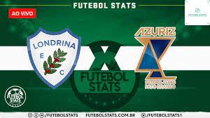 Como assistir Londrina x Azuriz Futebol AO VIVO – Campeonato Paranaense  2021 - Futebol Stats