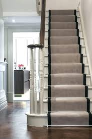 stair tread runners contemporary runner with synthetic rugs staircase traditional and white stairs modern