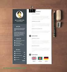 Free Modern Resume Templates Adorable Print Modern Resume Templates Word Free Beautiful Of For