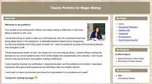 Online Job Portfolio Examples