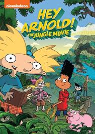Hey Arnold: The Jungle Movie (2017) español