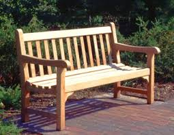 useful english garden bench woodworking
