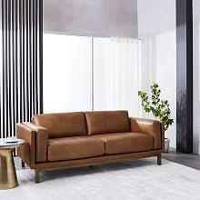 dekalb leather sofa 85 modern leather sofas r0 modern