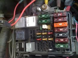1997 gmc yukon fuse box diagram vehiclepad 2011 gmc yukon fuse 1997 sierra 1500 5 7 ing e fuse blowing truck forum