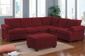 wine colored sectional sofas custom set furniture