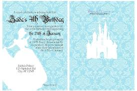 cinderella party invitations bined with various colors to modify your party invitation cards invitation card design 18