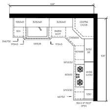 Design Kitchen Floor Plan Cool Kitchen Floor Plans