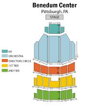 Benedum Center Seating Chart Benedum Center Pittsburgh