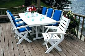 plastic outdoor dining set plastic outdoor dining set image of plastic outdoor furniture set recycled plastic plastic outdoor dining