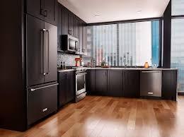 samsung black stainless fridge. KitchenAid Black Stainless Collection. Samsung Fridge