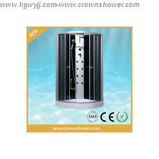 hg 8654 china self cleaning glass low tray wet shower room steam shower cabin manufacturer supplier fob is usd 100 0 150 0 set