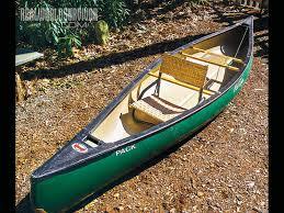 canoe camp chair