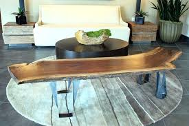 cool unfinished round coffee table with furniture glass tree branch base on pine makeover