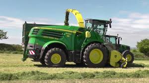 Silage 2018 Lloyd Forbes Agri Contracting - YouTube