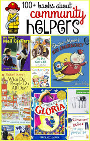wow this is the biggest list of books about munity helpers that i ve
