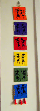 Small Picture 115 best Warli images on Pinterest Tribal art Folk art and