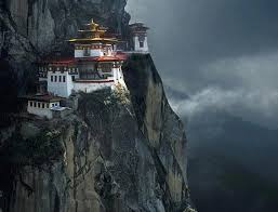 Tiger's Nest Monastery. Image Credit : Leo Palmer Photography. Tiger's Nest  Monastery, perched pre…   Places around the world, Places to see, Beautiful  places