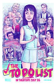 The Todo List Movie Online Free Cbs Films The To Do List