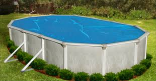 above ground pool solar covers. Blue Above Ground Pool Solar Blanket Covers