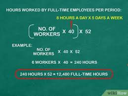 Hour Sheet Calculator 3 Ways To Calculate Fte Wikihow