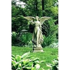 garden statues angels outdoor large angel statue weeping australia