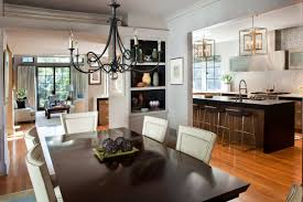 Kitchen Dining Room Combo Kitchen Dining Room Combo Floor Plans Wood Floors