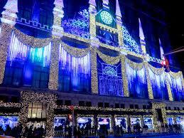 Saks Fifth Avenue Light Show 2016 Schedule New York City Is Winter Wonderland Of Spirited Delights