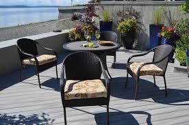 san marcos 5 piece all weather wicker patio dining set 2 san marcos 5 piece all weather wicker patio dining set 3