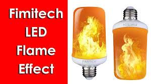 Fimitech Flame Light Bulbs Fimitech Led Flame Effect Fire Light Bulbs Led Flame Light