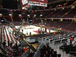 Cavs Seating Chart View Rocket Mortgage Fieldhouse Section 103 Cleveland Cavaliers
