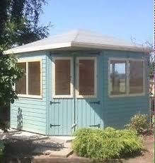 garden building. 8ft X Corner Summerhouse/ Shed/ Garden Building