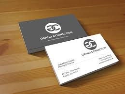 Modern Professional Event Planning Business Card Design For A