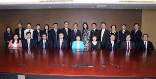 Madam Feng Shuping, President of CICPA Met Delegates from HKICPA