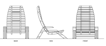 chair design drawing. Build A Human Scale Model For Furniture Deisgn Chair Design Drawing
