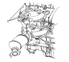 repair instructions exhaust manifold heat shield replacement right manifold heat shield 07 gmt966 remove the heated oxygen sensor