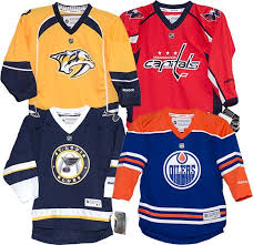 Hockey Jersey Size Conversion Chart Child Nhl Jerseys Size 4 7