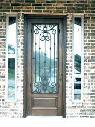 door glass inserts home depot front s decorative storm doors
