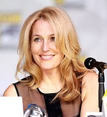 Anderson's acting career is available at the about gillian section. Gillian Anderson Wikipedia