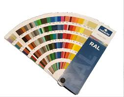 Ral Complete Colour Chart [Ral] - £15.00 : Jawel Paints, Car Paint ...