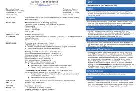 Resume Template Simple Nurses Resume Sample Professional Resumes
