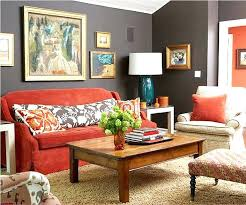 luxurious living rooms with red couches