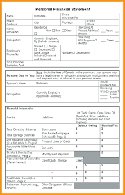 Income Statement Templates Free Word Excel Documents 7 Blank ...