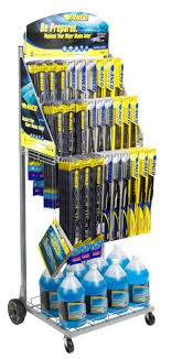 Wiper Blade Display Stand New ANCO Wipers Display Designed to Help Boost Sales in Nearly Any 27